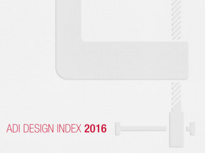 <b>ADI Design Index 2016 </b><br />L&#8217;Osservatorio permanente del Design ADI ha selezionato la lampada Eolique di Paolo Benevelli per ADI Design Index.