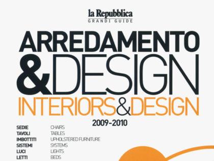 La Repubblica Grandi Guide, 2009-2010