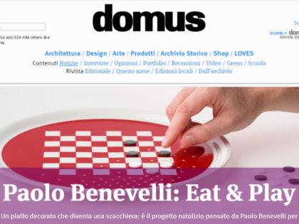 Domus, July 2015