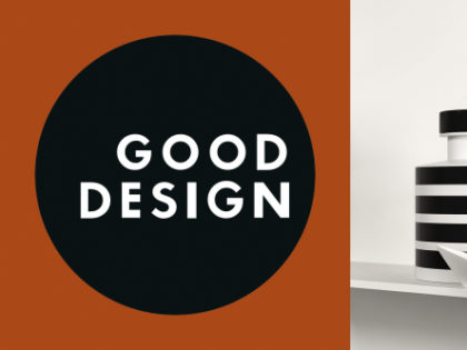 <b>GOOD DESIGN Award </b><br />Shelf, designed by Paolo Benevelli for Ceramiche Coem, won the GOOD DESIGN® Award 2018.