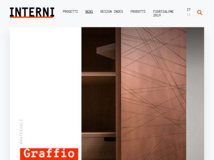Interni, July 2019