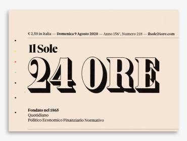 <b>Il Sole 24 ore </b><br />Il progetto Shelf di Paolo Benevelli, prodotto da Ceramiche Coem, su Il Sole 24 Ore.